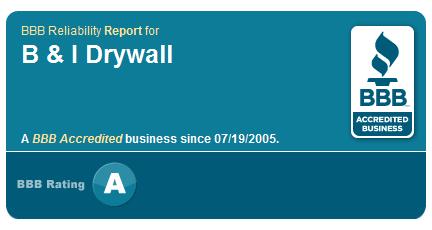 B & I Drywall and Construction